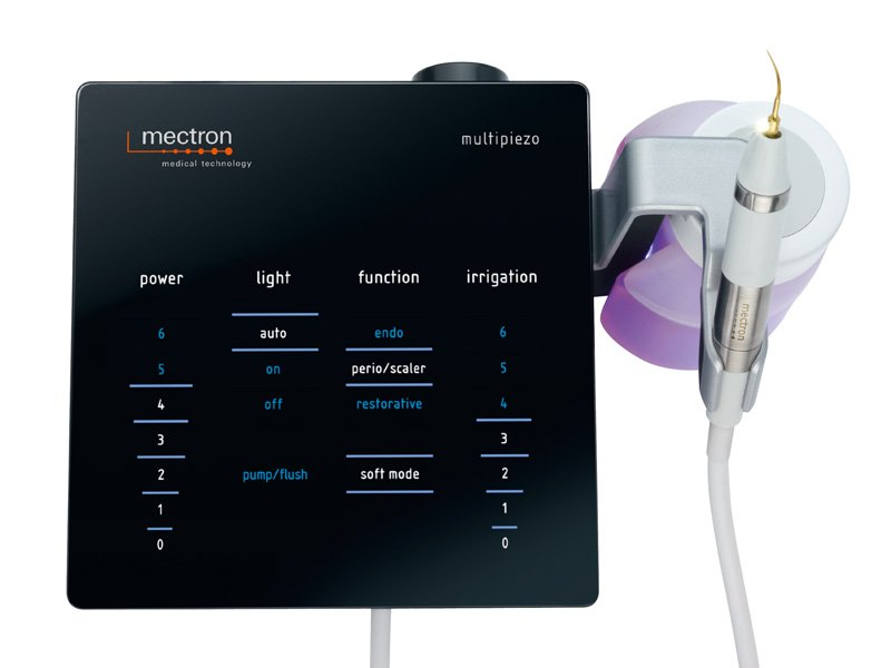 Ultrasonic scaler Multipiezo TOUCH
