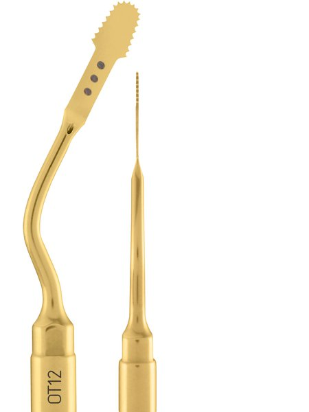 Tip OT12 for osteotomy during a difficult surgical approach