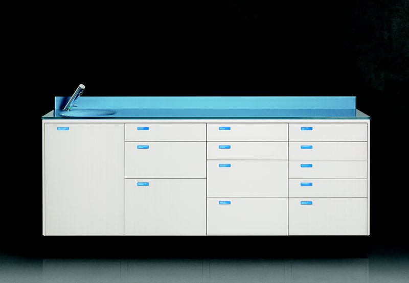 Dental furniture SOUL for dental cabinet