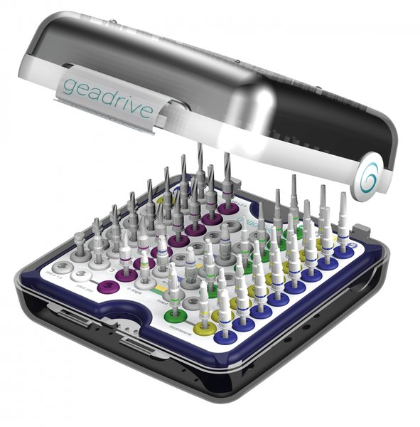 Surgical organizer for implantat instruments