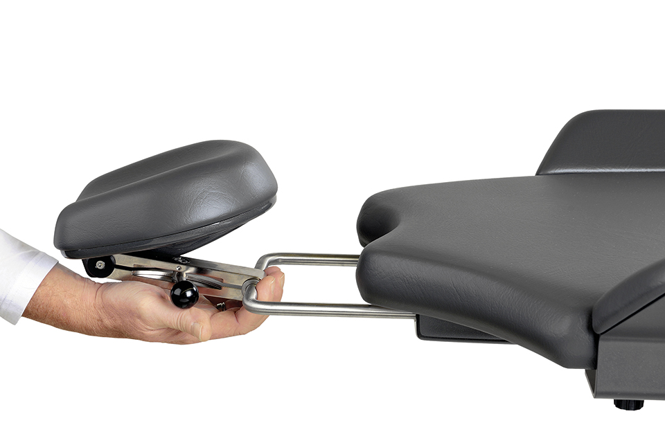 Retractable headrest