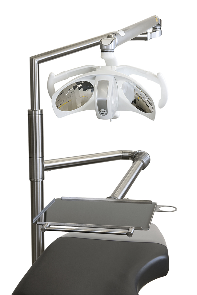 Dental light of dental chair DKL L1
