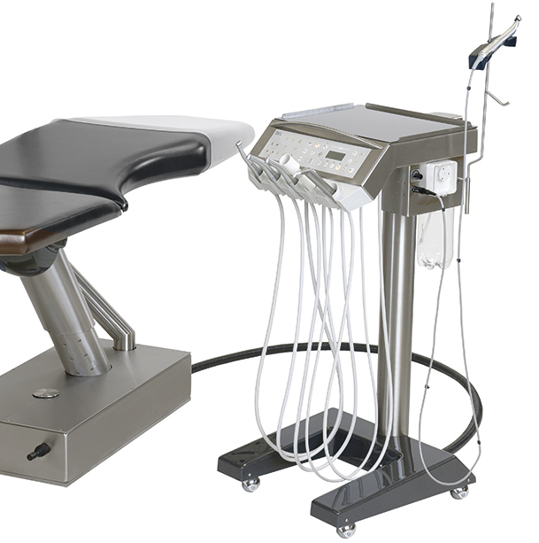 doctor's device avaliable as a cart version DKL L1